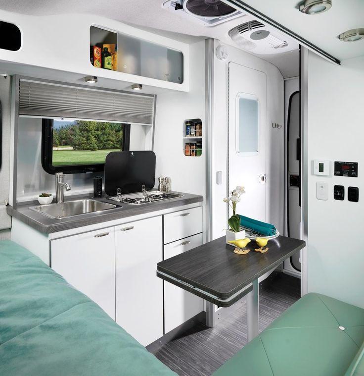 Nest by Airstream A Modern Fiberglass Travel Trailer