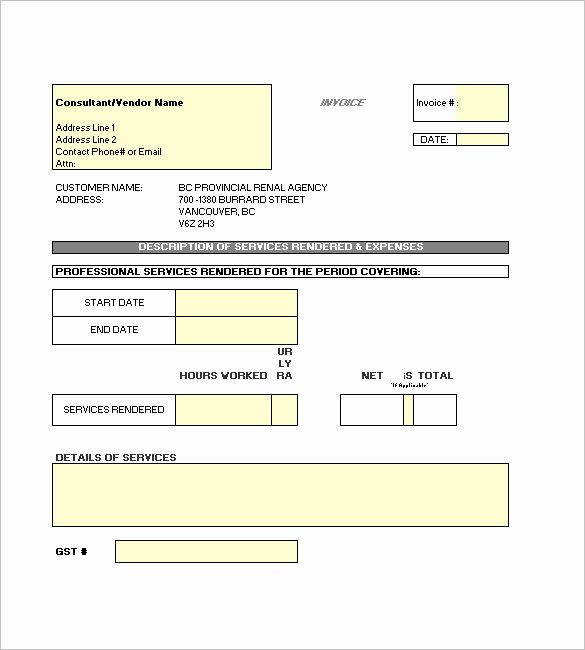 Independent Contractor Invoice Template Pdf Beautiful 29 Contractor Invoice Templates For Microsoft Word Invoice Template Invoice Template Word Invoice Layout