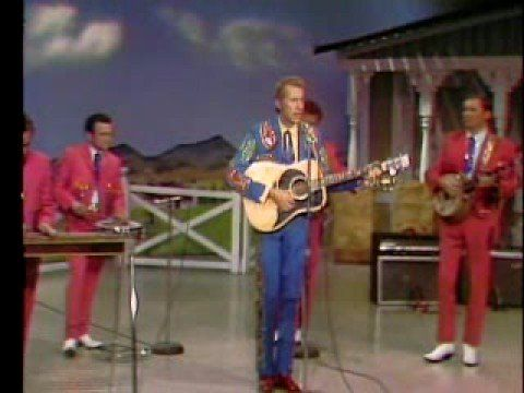 Porter Wagoner -- Carroll County Accident