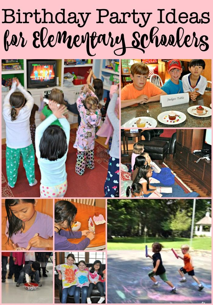 Kids Birthday Parties That You Can Host At Home Birthday Party