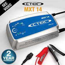 NEW CTEK MXT14 Battery Charger 24 Volt 24V 14A 14 AMP Bus Truck CV Workshop