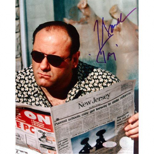 James Gandolfini aka Tony Soprano