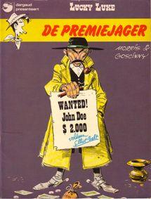 Lucky Luke - De premiejager (Chasseur de primes)