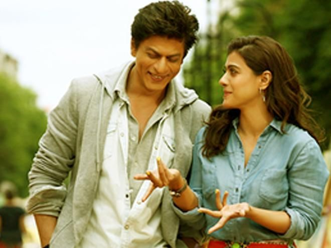 Some days you just think about the one you love, i love SRK and his acting so much!! <3