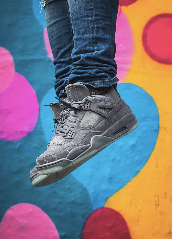 KAWS x Nike Air Jordan 4 - 2017 (by cmichalet)