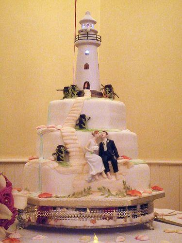 wedding cake - fantastic by Sammy Jay