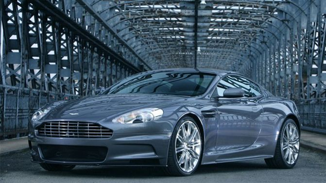 Aston Martin DBS V12 my #1 option. My one and only materialistic buy if I win the lotto. I promise.