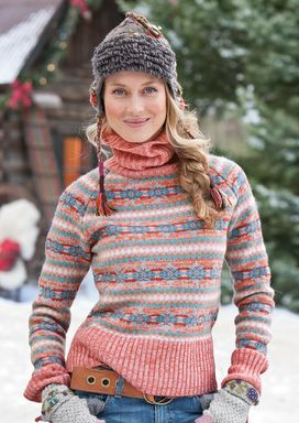 151 best Fair Isle and Nordic images on Pinterest | Fair isle ...