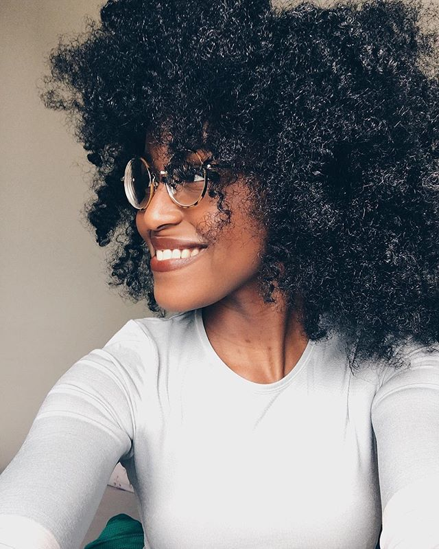 Afro Hairstyles Awesome 70 Best The Afro Hairstyles Images On Pinterest  Curly Girl Braids