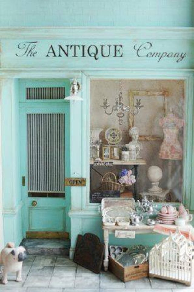 Antique shop- I'd like this framed and hanging in my craft room!