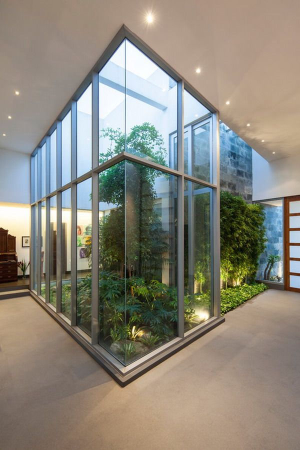 Ispirations Indoor Garden Architecture Designs For Your