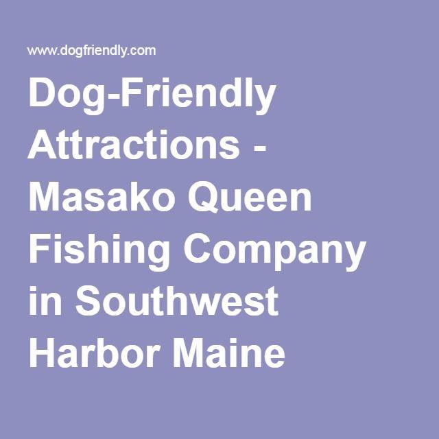 Southwest Harbor Dog Friendly Lodging