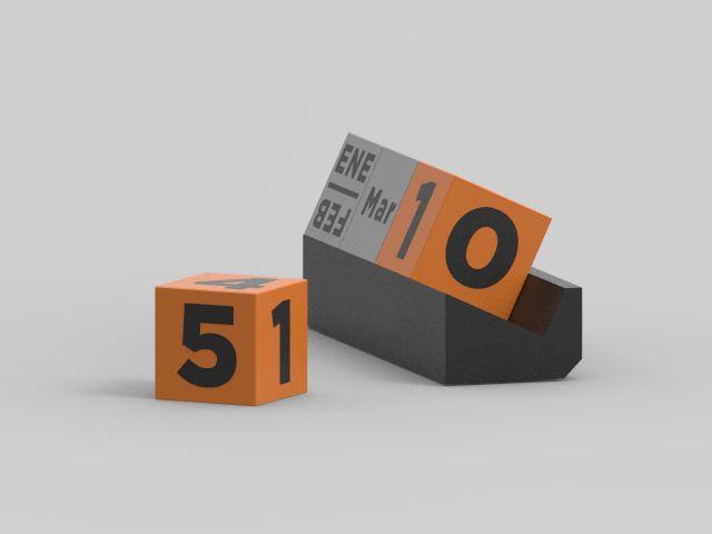 Calendario perpetuo hecho en madera, marca en serigrafía, colores 100% personalizados, también los manejamos lacados y quedan espectaculares. Excelentes acabados, calidad de exportación. Producto hecho a mano. Producción nacional.