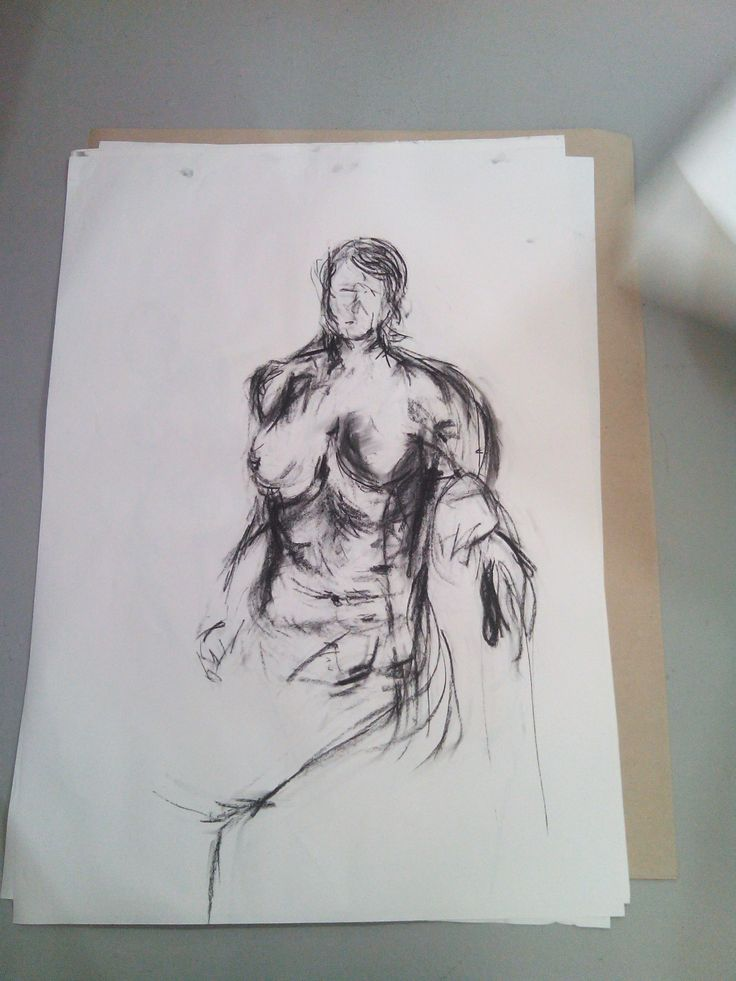 Life drawing with Petermann Rueda, 07 May 2015. Artsauce in iKapa, Western Cape