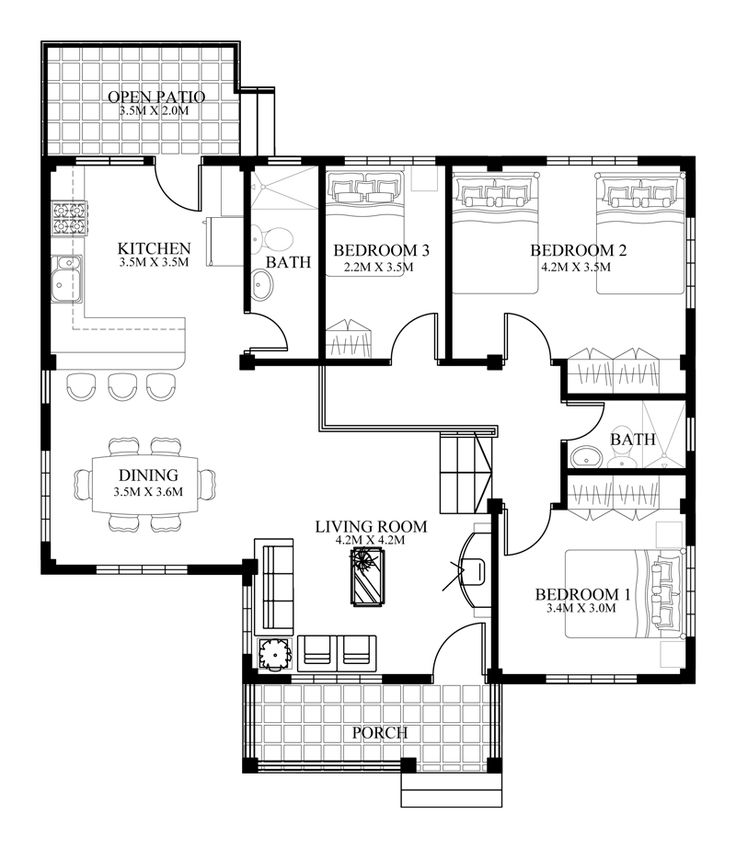 100 Best Images About Floor Plan On Pinterest Modern