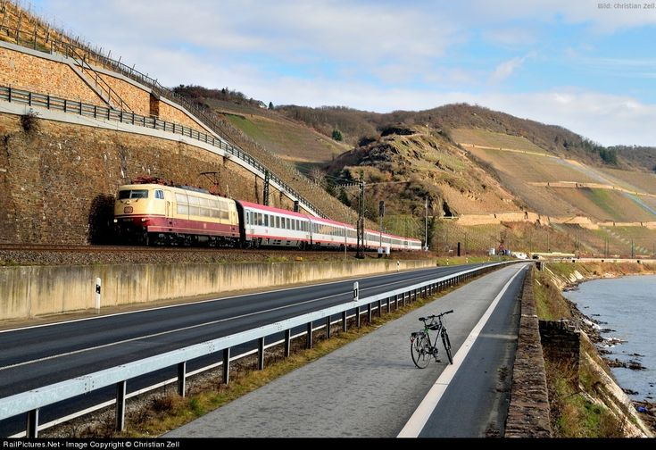 RailPictures.Net Photo: 103 113 DB AG BR 103 at Boppard, Germany by Christian Zell
