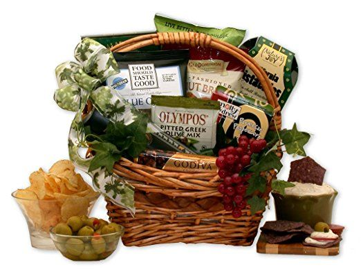 Click here to buy Gluten Free Gourmet Gift Basket