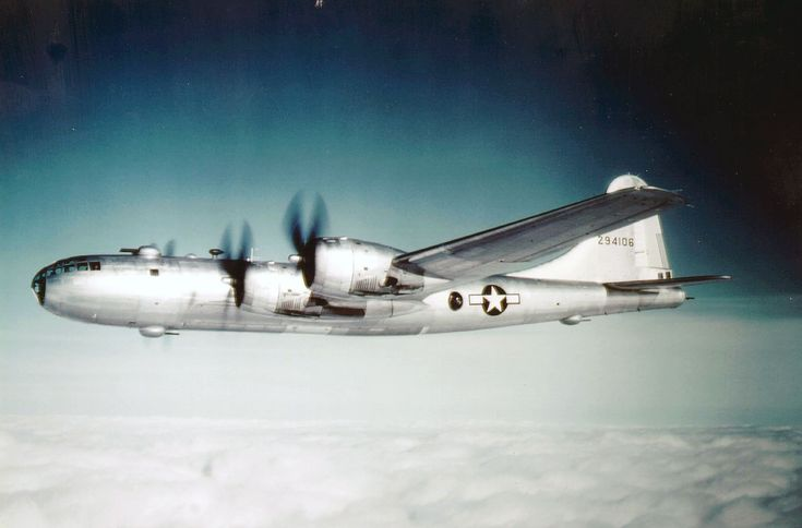 15 Facts About The B-29 Superfortress You May Not Know - https://www.warhistoryonline.com/war-articles/15-facts-about-the-b-29-superfortress.html