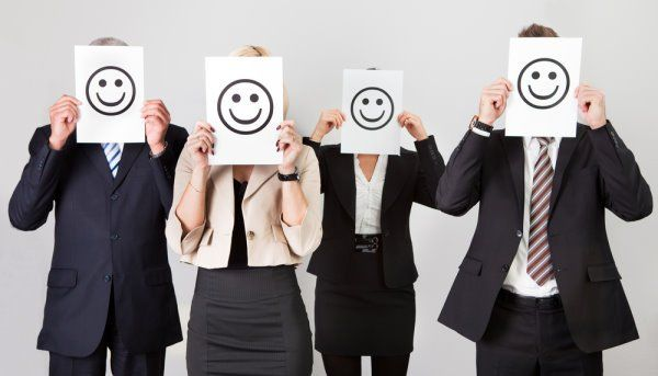 Satisfied at work | Image source: Linkedin.com