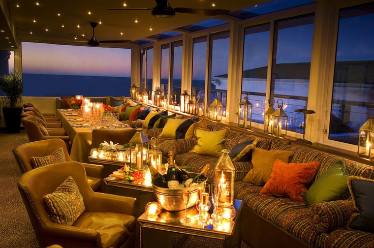 The Conservatory at The Twelve Apostles, Perfect for private, intimate celebrations with family and friends. #Restaurants #CapeTown #Hotels