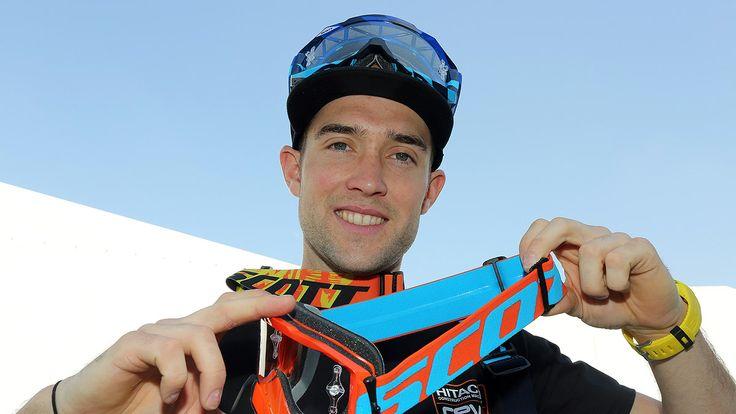 SCOTT Sports - Shaun Simpson Joins SCOTT Sports