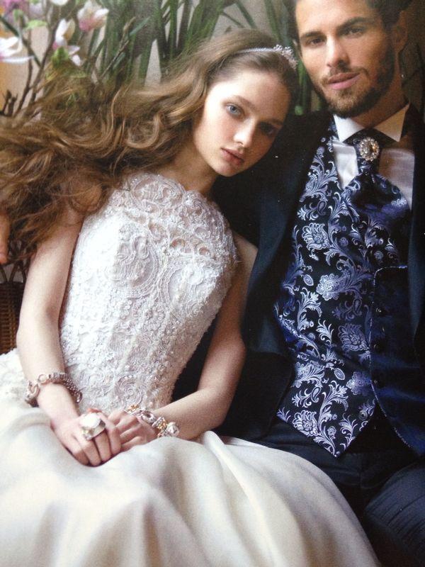Vogue Sposa Aprile 2014 ...Giuseppina Fermi Bracciali