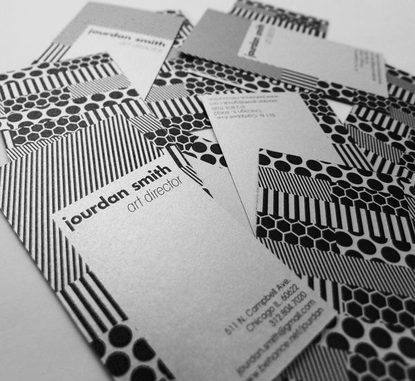 Jourdan Smith: Business Cards, Pattern, Grphc Cards, Biz Cards