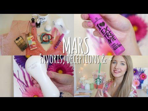 Mars 2015 ♡ Favoris, déceptions, et autres ! - YouTube