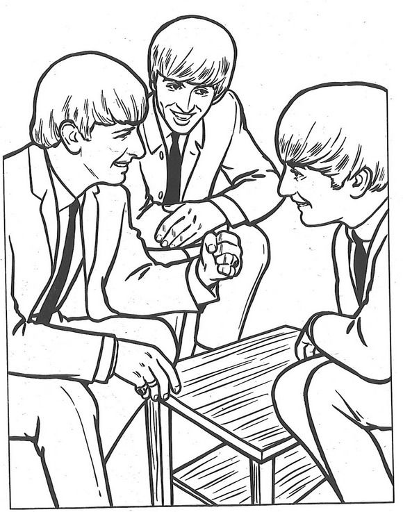 1000+ images about Coloring Pages (Men & Boys) on Pinterest