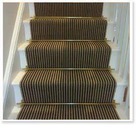 Tired Of Ugly STAIR RUNNERS? Donu0027t Want Cheap Home Depot Carpet? CLICK