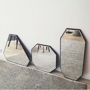 Mirrors by Novel cabinet makers. Reflection collection. Novelcm.com
