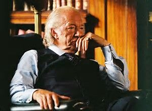 Michael Gambon, in 'Layer Cake'. A tour de force, and one of the best London accents in movie history