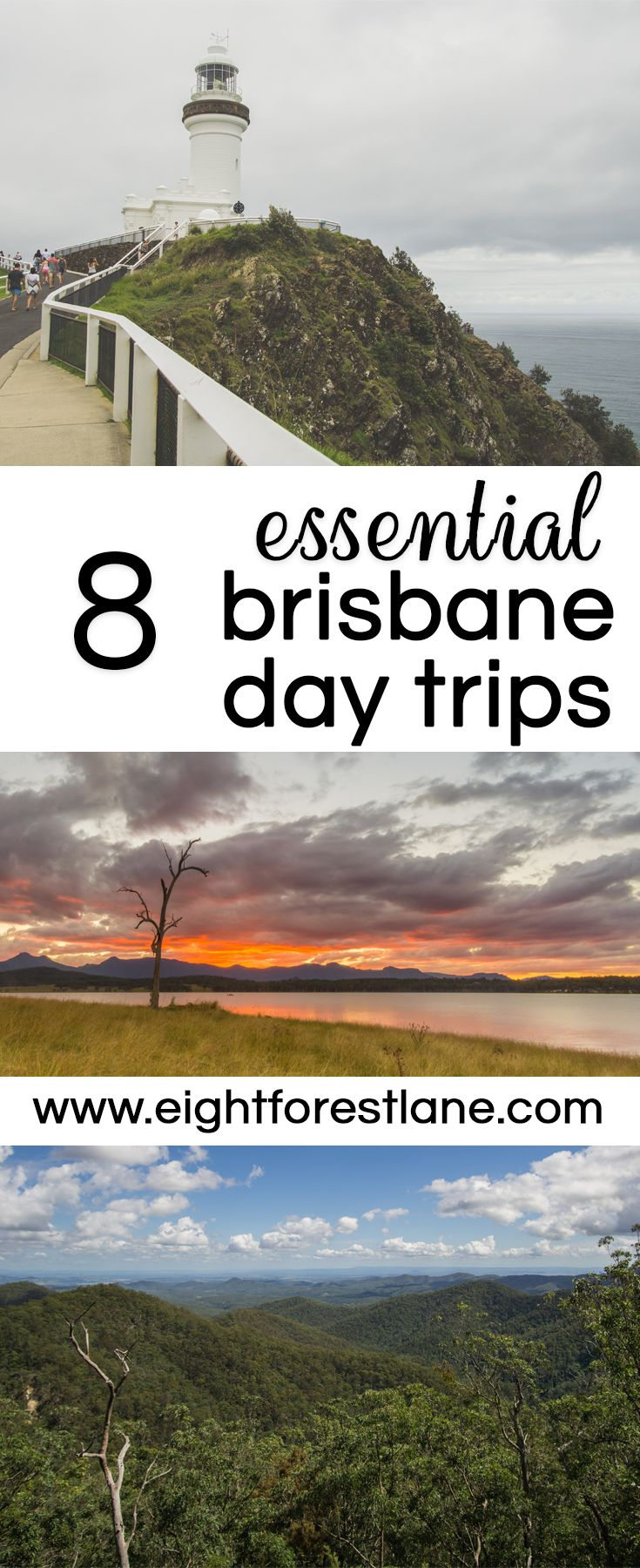 8 Essential Day Trips From Brisbane