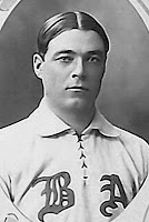 BILL DINNEEN  1903 World Series – Game 8  Red Sox 3, Pirates 0    October 13, 1903  At Huntington Avenue Grounds, Boston.    Complete Game 4 hit shutout.  LAST OUT: Strikeout of Honus Wagner.