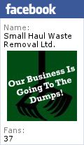 Small Haul Waste Removal & Recycling based in Calgary, Alberta, Canada www.smallhaul.ca