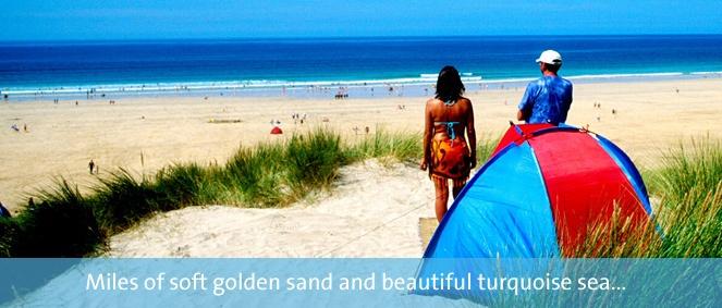 Holidays in Cornwall | Caravan Holidays Cornwall | St Ives Bay Holiday Park