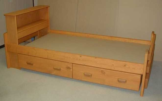 Building A Twin Bunk Bed