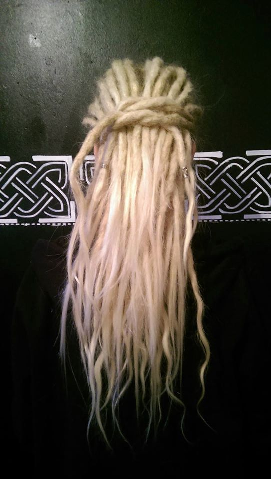 Dreadlocks extensies 100% mensenhaar 50 dreadlocks door RAVINGLOCKS