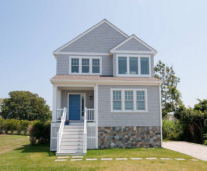 530 Best Home By The Sea Exterior Paint Colors Images On