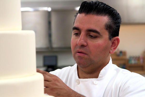 Cake Boss is Back