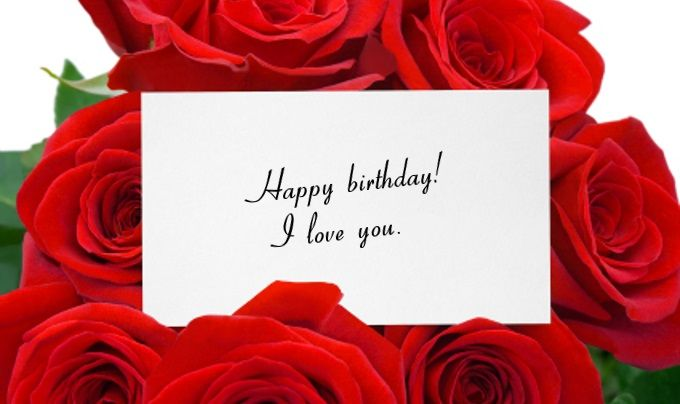 Here's a birthday love poem in free verse. It's a romantic birthday poem that describes your feelings for your loved one.