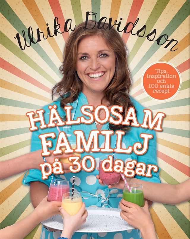 "Published work: EditK:s client Ulrika Davidssons new book ""Hälsosam Familj på 30 dagar"" (Healthy Family in 30 days) in Swedish bookstores august 2014.  Buy it here:  http://www.bokus.com/bok/9789176170359/halsosam-familj-pa-30-dagar/"
