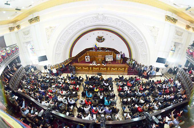 ANC aprobó decreto en el cual se ratifica la convocatoria al diálogo