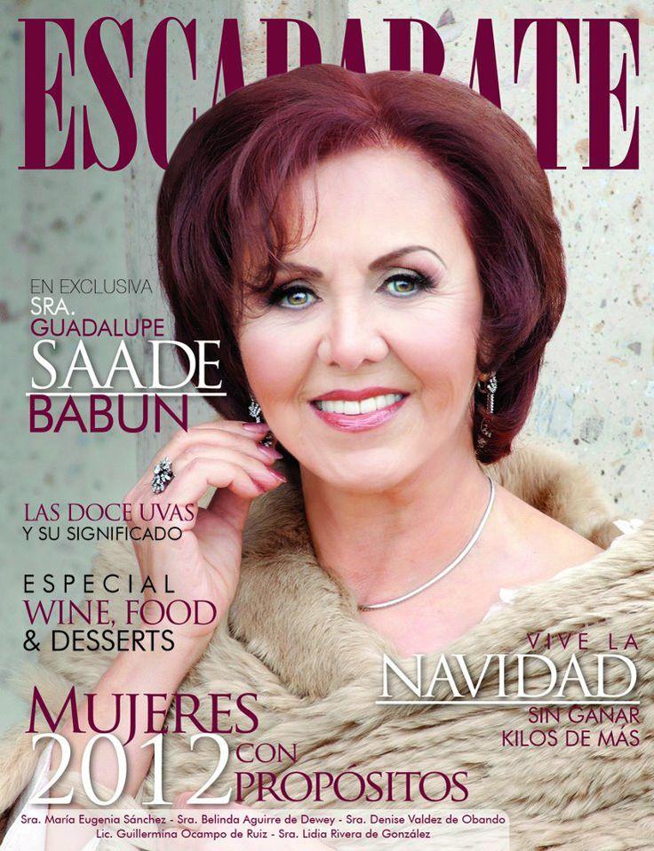 Enero 2012 Revista Escaparate Saltillo