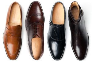 Business shoes - Jack Erwin. Learn how to be more stylish --> Read: http://justbestylish.com/what-makes-men-more-stylish/