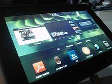 BlackBerry PlayBook - Wikipedia, the free encyclopedia