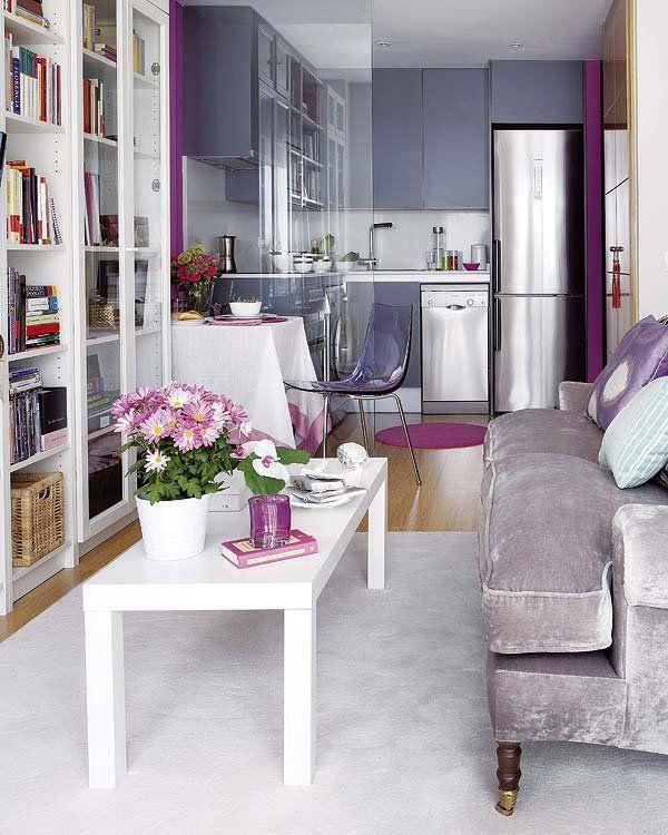 As 17 melhores imagens em apartamentos remodelacion no for Remodelacion apartamentos pequenos