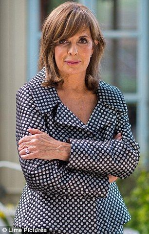 Dallas star Linda Gray brings some Hollywood glamour to Hollyoaks ...