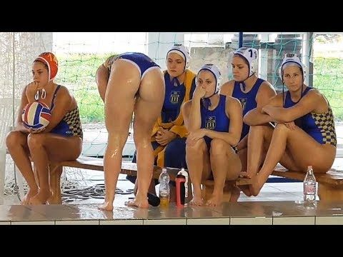 3ecca1213 Spanish female water polo team 01, warm up - YouTube | time out ...