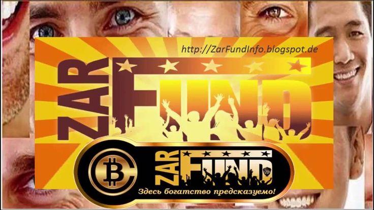 ZARFUND - Crowdfunding платформа с bitcoin